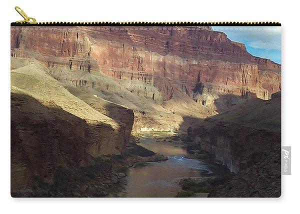 Chuar Butte Colorado River Grand Canyon Carry-all Pouch