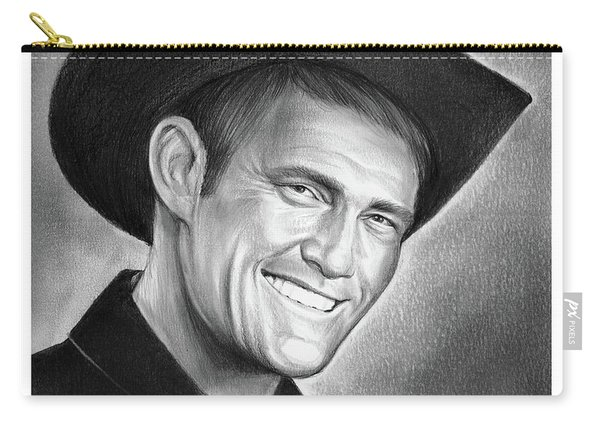 Chuck Connors Carry-all Pouch