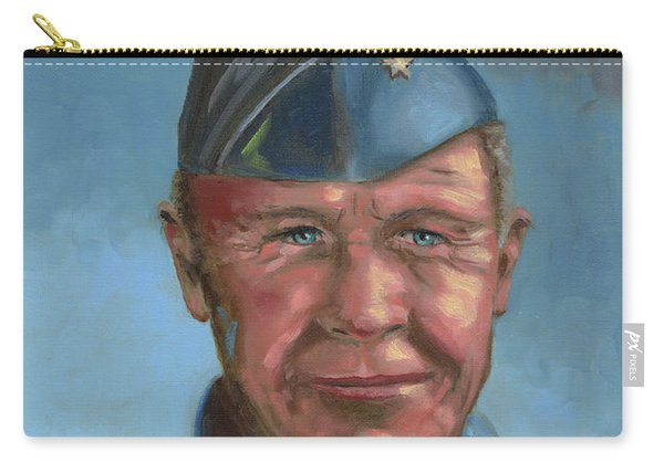 Chuck Yeager Carry-all Pouch