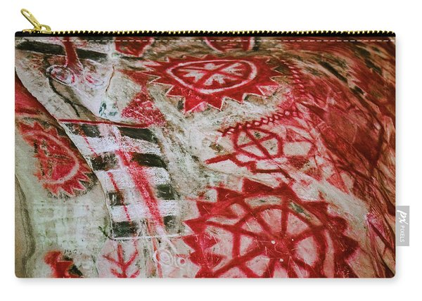 Chumash Painted Cave State Historic Park Carry-all Pouch