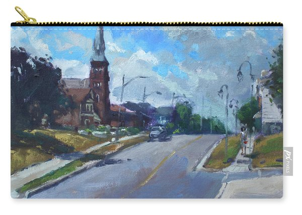 Church In Georgetown Downtown  Carry-all Pouch