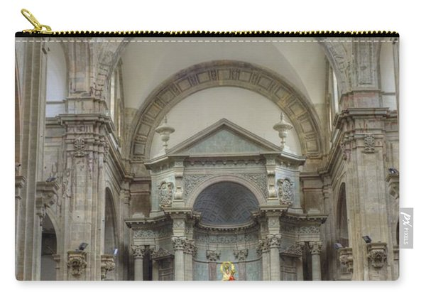 Church In Guanajuato Carry-all Pouch