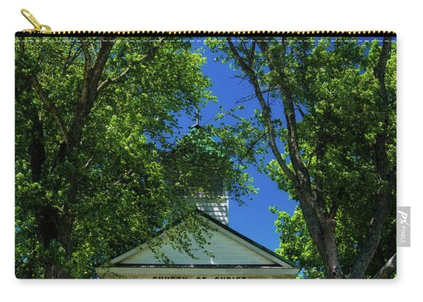 Church Invitation Carry-all Pouch