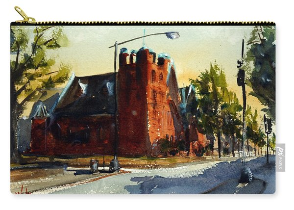 Church, Nw Dc Carry-all Pouch