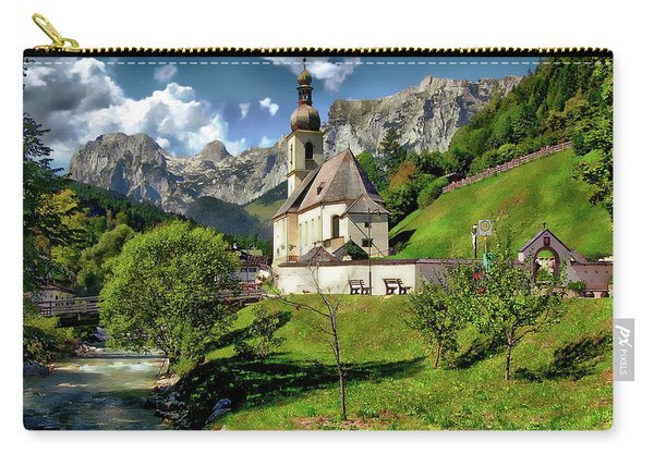 Church Of St. Sebastian Carry-all Pouch