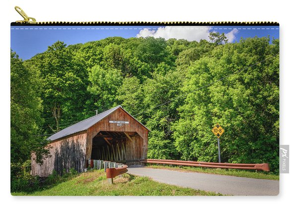 Cilley Bridge Carry-all Pouch