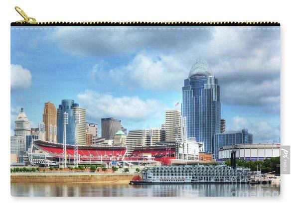 Cincinnati River Days 2 Carry-all Pouch