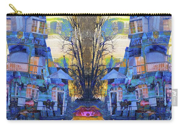 Cinderella's Coach Carry-all Pouch