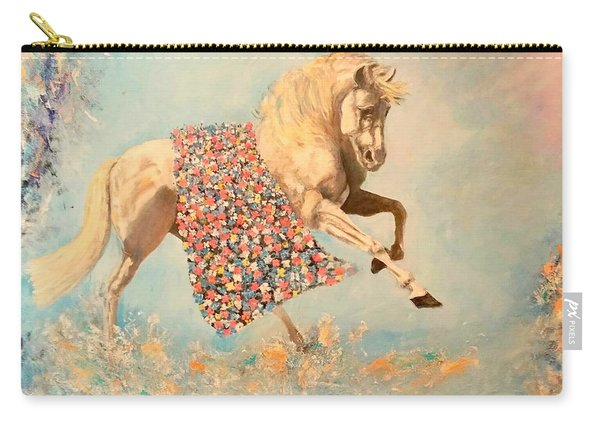 Cinderellas Unicorn Carry-all Pouch