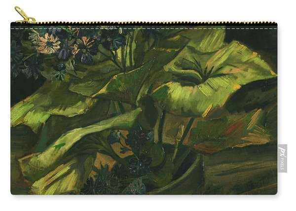 Cineraria's Carry-all Pouch