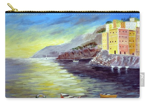 Cinque Terre Dreams Carry-all Pouch