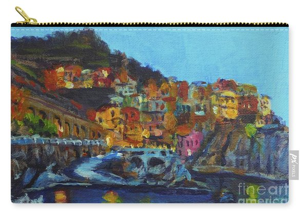 Cinque Terre Carry-all Pouch