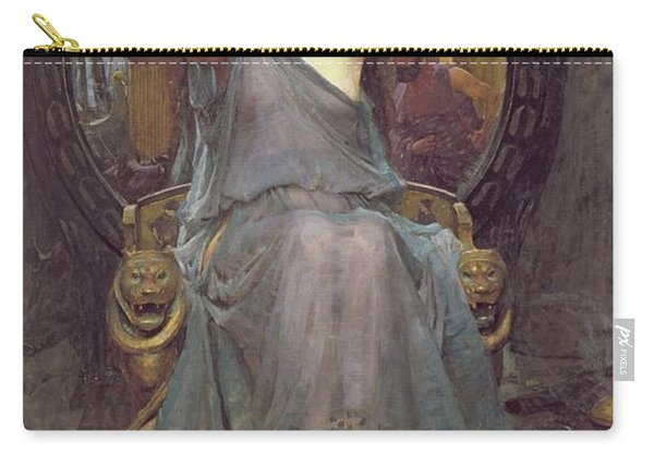 Circe Offering The Cup To Ulysses Carry-all Pouch