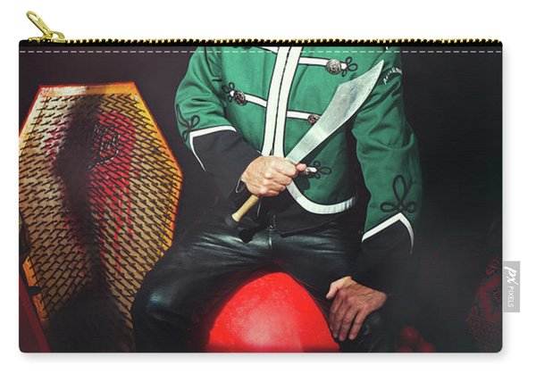 Circus Artiste Carry-all Pouch