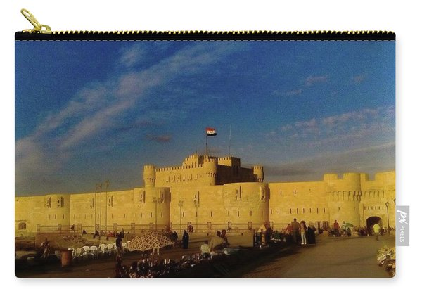 Citadel, Alexandria, Egypt Carry-all Pouch