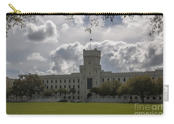 Citadel Military College Carry-all Pouch