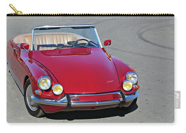Citroen Ds19 Cabriolet  Carry-all Pouch
