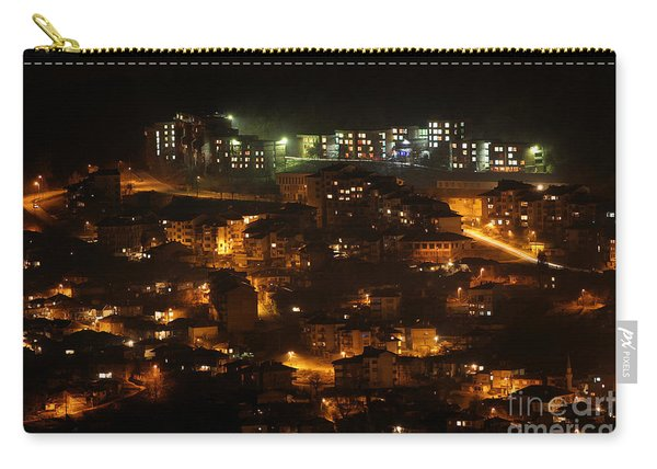 City At Night Carry-all Pouch