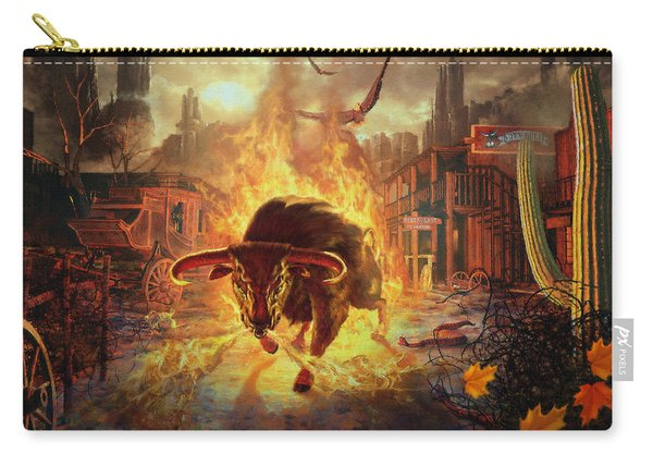 City Bull City Carry-all Pouch