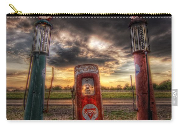 City Garage Sunset Carry-all Pouch