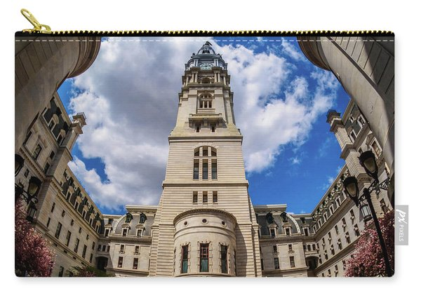City-hall-philadelphia-photo Carry-all Pouch