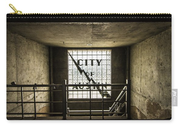 City Of Austin Seaholm Carry-all Pouch