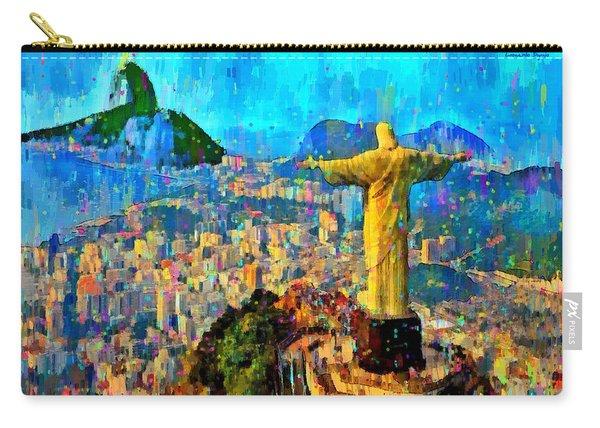 City Of Rio De Janeiro - Pa Carry-all Pouch