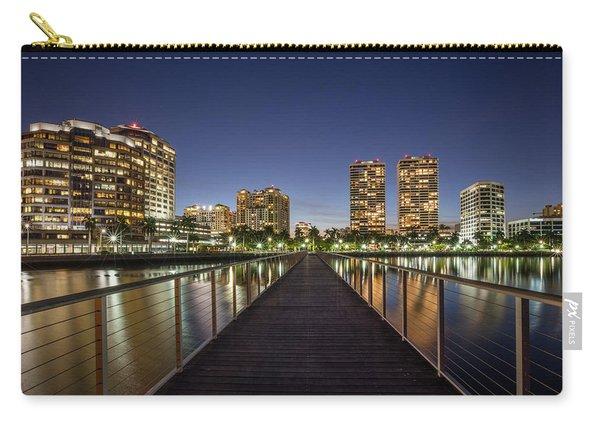 City Skyline Carry-all Pouch