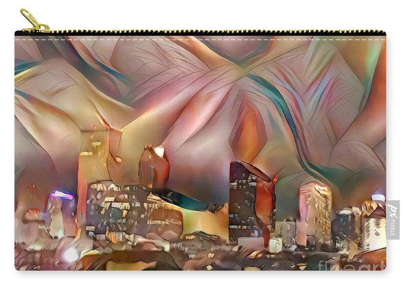 Cityscape 1 New Orleans Carry-all Pouch