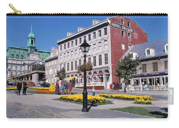 Cityscape Montreal Quebec Canada Carry-all Pouch