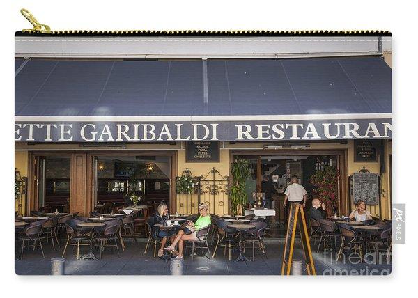 Civette Garibaldi Restaurant In Nice Carry-all Pouch