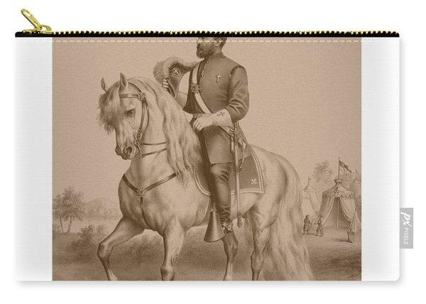 Civil War General James Garfield Carry-all Pouch
