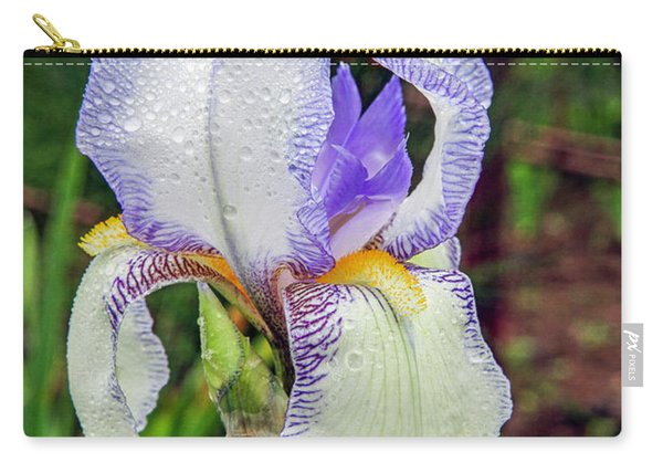 Clarabelle Iris Carry-all Pouch