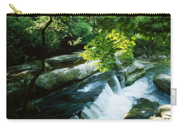 Clare Glens, Co Clare, Ireland Carry-all Pouch