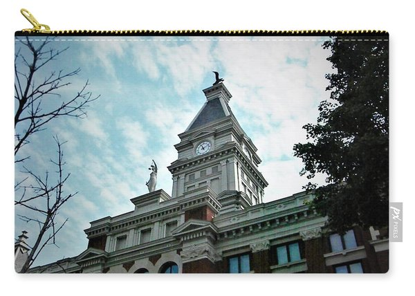 Clarksville Tn Courthouse Carry-all Pouch