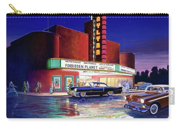 Classic Debut -  The Gaylynn Theatre Carry-all Pouch
