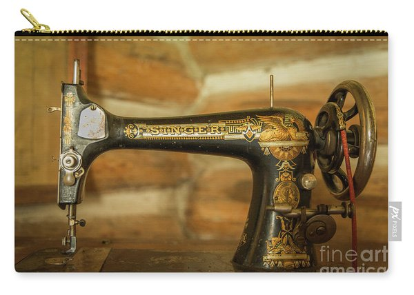 Classic Singer Human Interest Art By Kaylyn Franks Carry-all Pouch