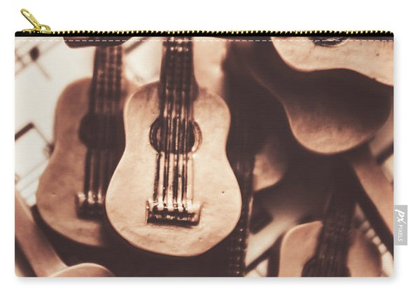 Classical Music Recording Carry-all Pouch