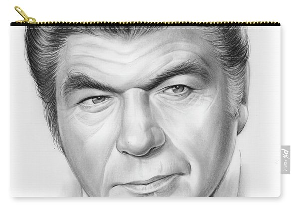Claude Akins Carry-all Pouch