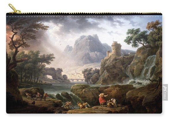 Claude-joseph Vernet Carry-all Pouch