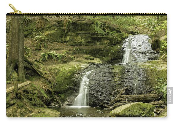 Clayton Beach Falls Carry-all Pouch