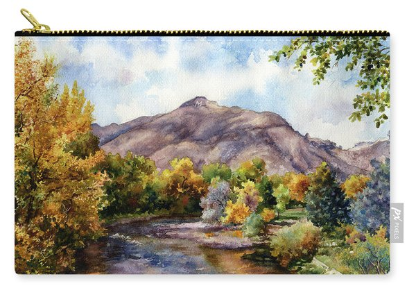 Clear Creek Carry-all Pouch