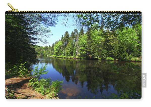 Clear Lake Carry-all Pouch