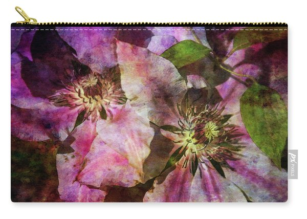 Clematis 9569 Idp_2 Carry-all Pouch