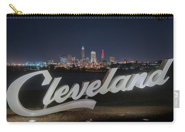 Cleveland Pride Carry-all Pouch