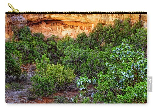 Cliff Palace At Mesa Verde National Park - Colorado Carry-all Pouch