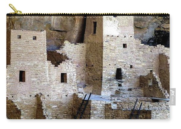 Cliff Palace Mesa Verde Carry-all Pouch