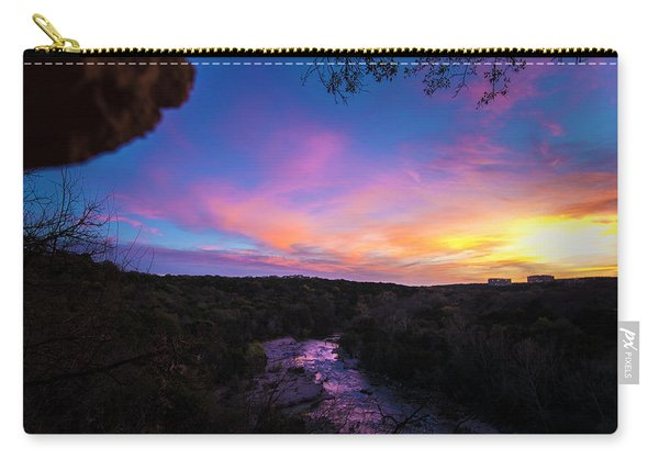 Cliff View Carry-all Pouch