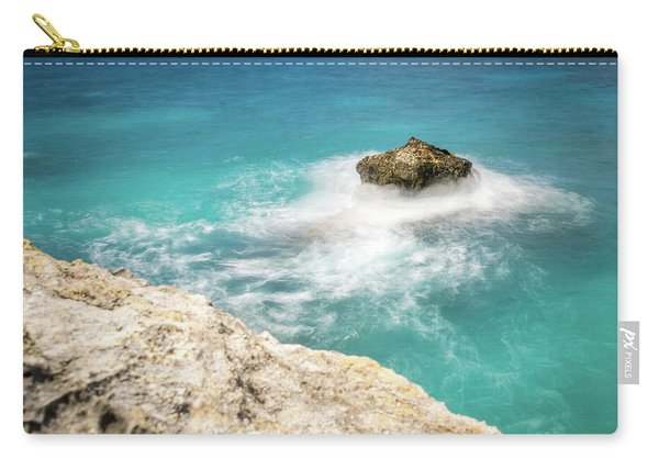 Cliff Views In Negril Carry-all Pouch