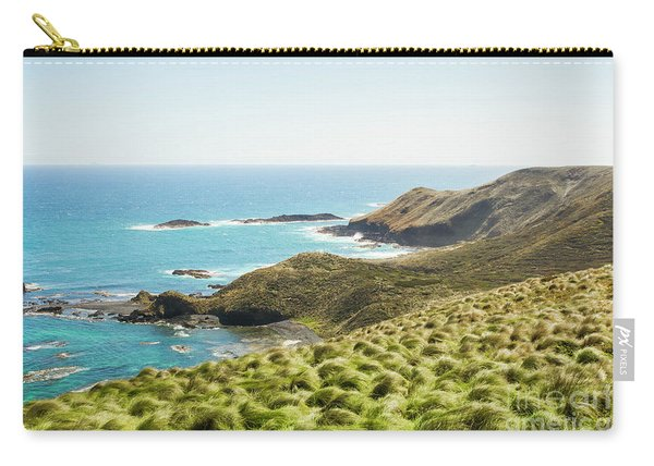 Cliffs And Capes Carry-all Pouch